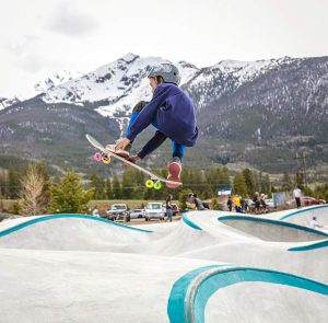 New Frisco Skatepark celebrated as special in Colorado skateboard community