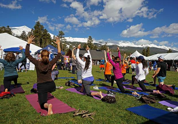 More than 700 people participated in the fourth annual Rob Millisor Heart Health Walk on June 8 in Breckenridge with the event featuring a number of fun activities outside the walk, including live music and yoga.