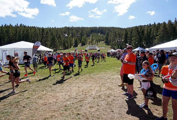 More than 700 people participated in the fourth annual Rob Millisor Heart Health Walk on June 8 in Breckenridge. The event raised over $175,000 for local programs and heart health initiatives.