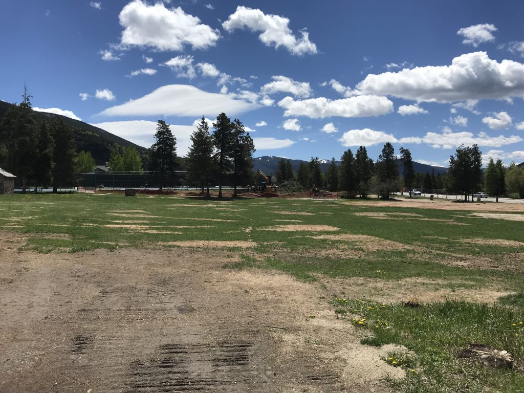 The Dillon Town Park on Monday, June 24, 2019.