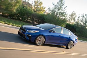 Mountain Wheels: Import econoboxes go upscale with Kia's Forte and Toyota Yaris