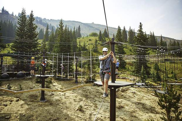 Breckenridge, Copper Mountain resorts open lifts for summer Friday. Arapahoe Basin Ski Area targets June 28