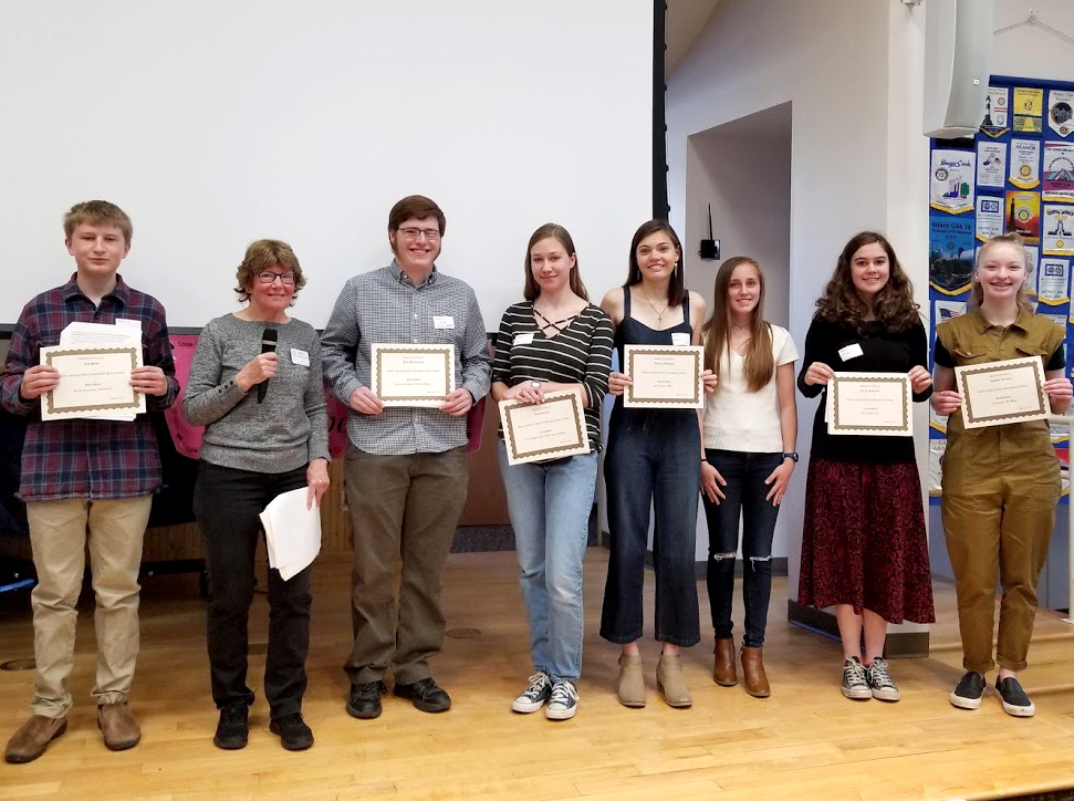 Read the winning short stories and poetry from Rotary Club of Summit County's high school writing contest
