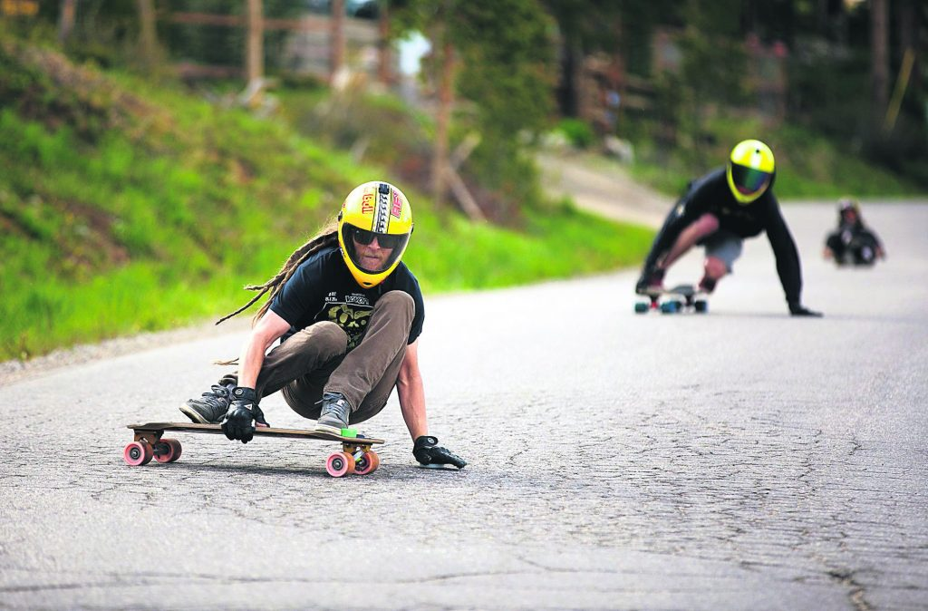 Summit County downhill skateboarders realize need for summer speed despite  risk, rules | SummitDaily.com