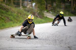 Summit County downhill skateboarders realize need for summer speed despite risk, rules