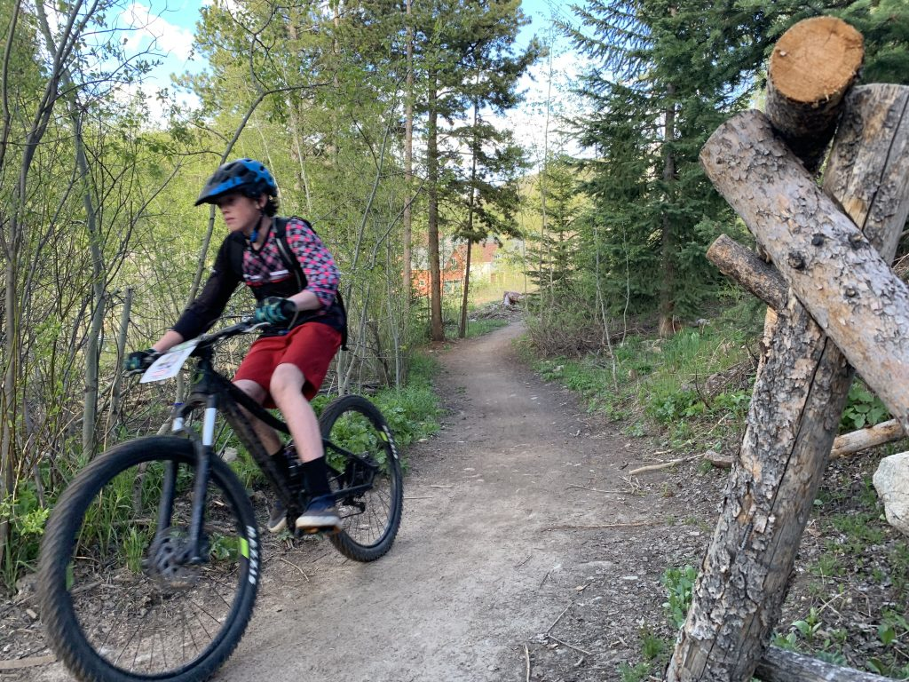 Breckenridge locals Shelden, Smith post fastest times at Gold Run Rush mountain bike event