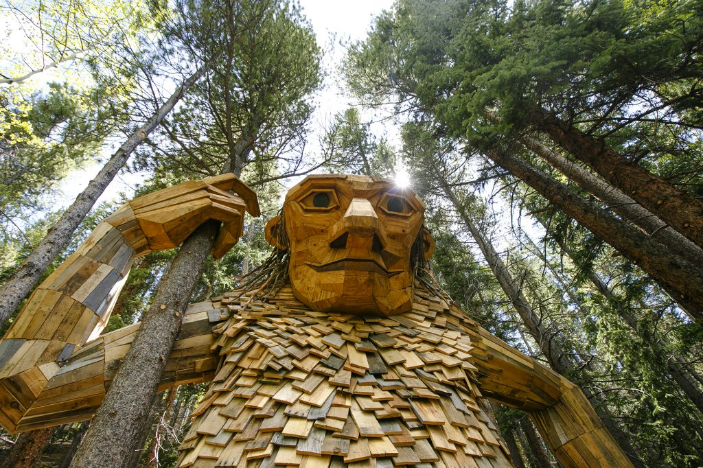 Breckenridge troll Isak Heartstone reopens with new look in new location