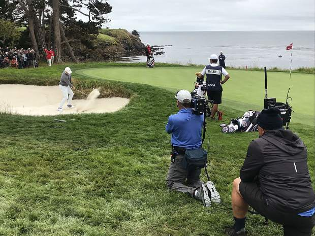 Podcast: Breckenridge Golf Club's Erroll Miller reflects on Father's Day weekend at the Pebble Beach U.S. Open