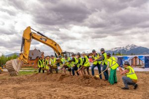 Developers break ground on Uptown 240 condo complex in Dillon