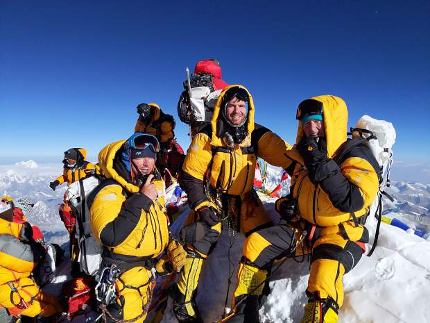 Aspenite's May 23 summit of Mount Everest was opposite of nightmare