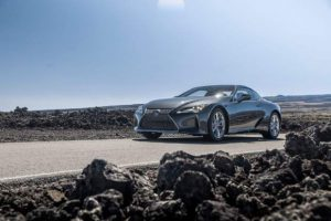 Mountain Wheels: High-end hybrid motoring in Lexus' sexy LC and LS