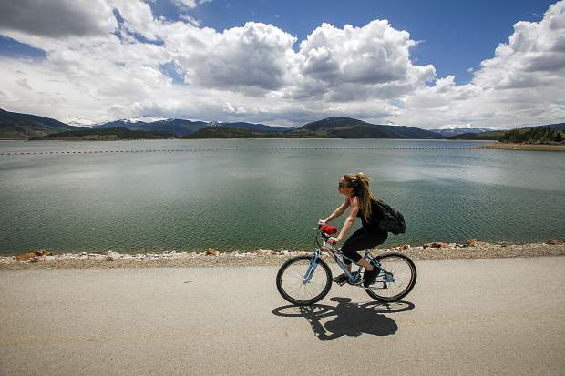 Dillon Reservoir expected to be full by July 7