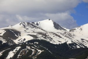 Summit County starts summer with snow
