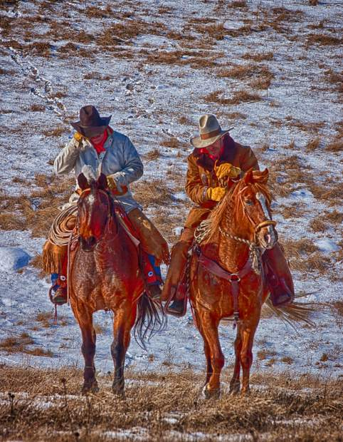 Colorado photographer David Bolin will have his Western photography on display at the festival.