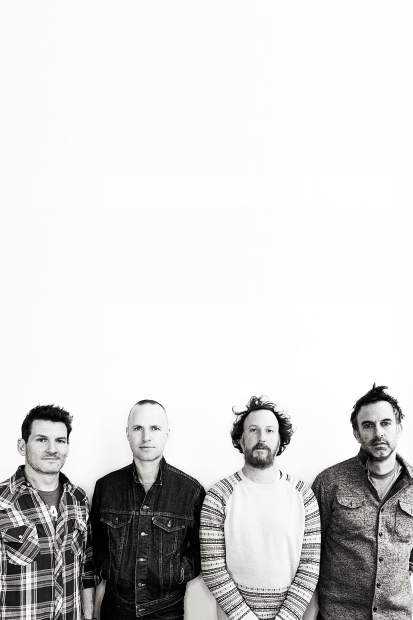 As part of Copper Mountain Resort's Red, White, Brews & Tunes event, Guster will perform for free at 3 p.m. on Saturday, July 6, in Center Village.