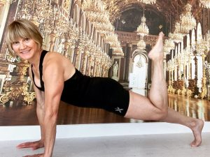 After years of focusing on fitness, Breckenridge resident Diane Canepa is in running for Ms. Health & Fitness title