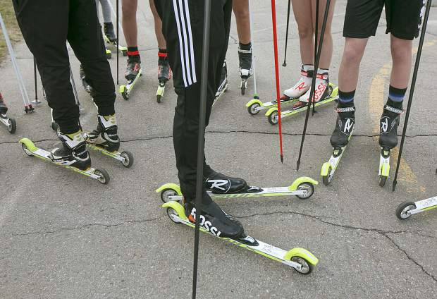 Summer Roller Ski Fest this weekend the first of its kind in Colorado