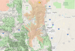 Red flag warning in effect for Summit County, northern mountains