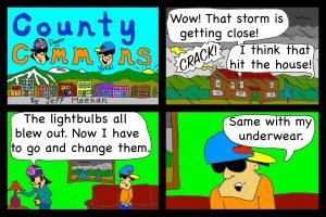 County Commons: Summertime storms