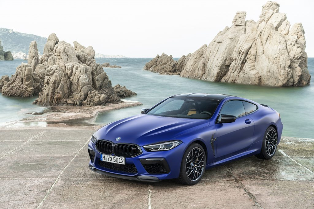 Mountain Wheels A Sampler Of Bmw S Fearsome M Models Reveals Total