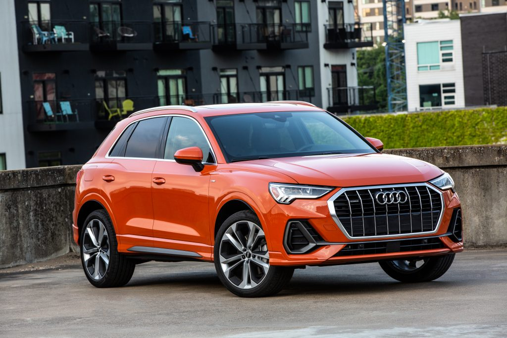 Audi Of Nashville >> Mountain Wheels Audi S Enhanced Q3 Suv Aims For An Urban Audience