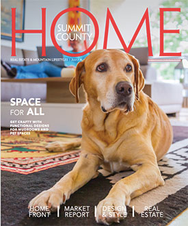 Summit County Home: July/Aug 2019