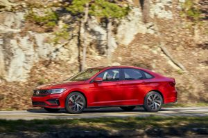 Mountain Wheels: Souped-up VW Jetta GLI thrills. Say so long to the Beetle