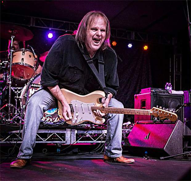 Blues guitarist Walter Trout will play at Copper Mountain Resort's Guitar Town festival on Sunday, Aug. 11.