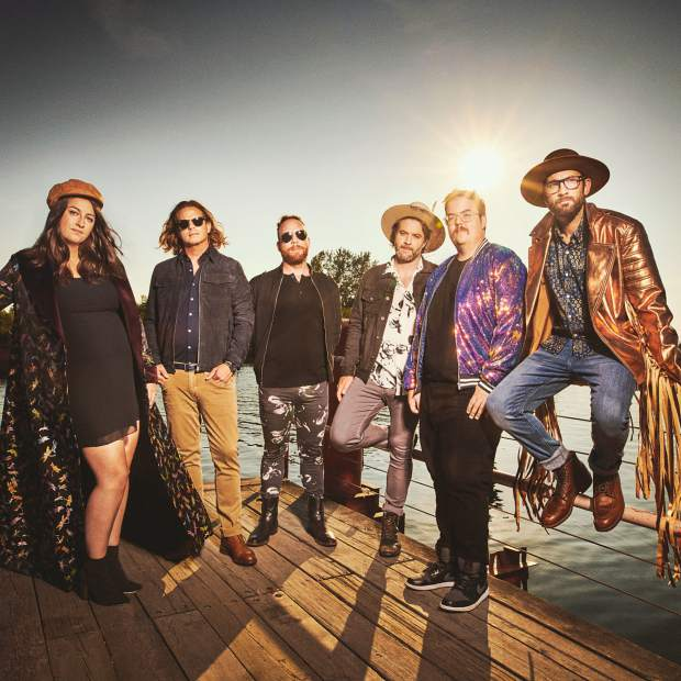 Indie band The Strumbellas will headline the Mountain Town Music Festival at Keystone Resort on Saturday, Aug. 17.