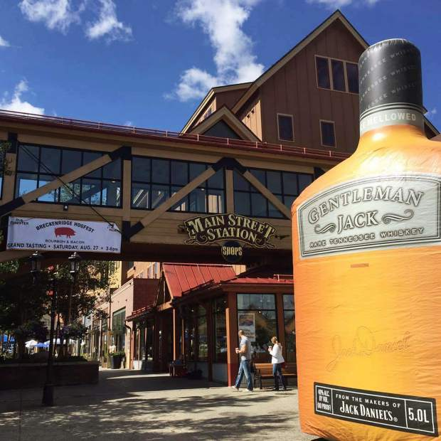 Along with bacon and bourbon Saturday, Aug. 24, the Main Street Station and The Village at Breckenridge will host the rock band Lemonade Allstars.
