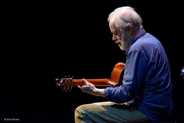 Known for his compelling original compositions as well as his arrangements of cover songs, renowned acoustic guitarist Leo Kottke returns to the Riverwalk Center at 7:30 p.m. Sunday, Aug. 4. Visit BreckMusic.org to purchase tickets.