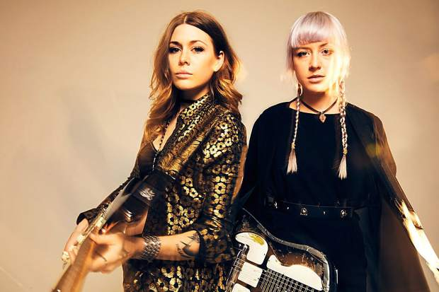 Larkin Poe — rock multi-instrumentalist sisters Rebecca and Megan Lovell — will perform for free at 7 p.m. Saturday, Aug. 31, at the Dillon Amphitheater, W. Lodgepole St. Visit TownOfDillon.com for more information.