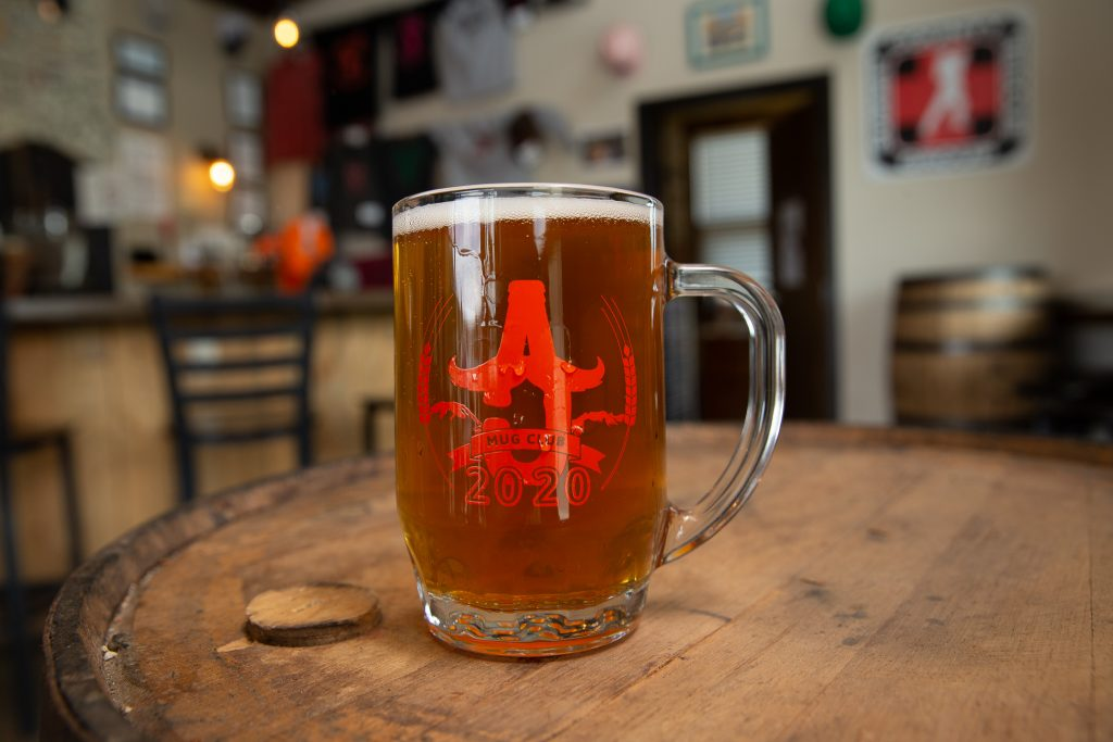 Angry James Brewing in Silverthorne is introducing their Mug Club on Aug. 31.
