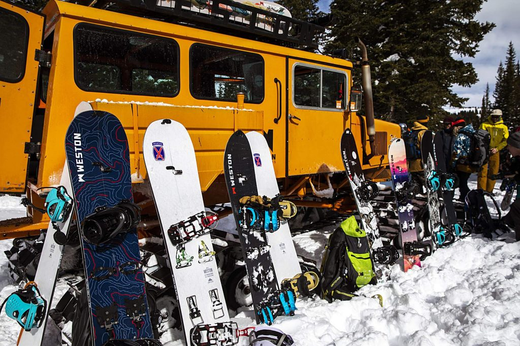 Weston Backcountry's 2019-20 line of snowboards and splitboards is the company's most expansive to date. Last year, Weston became the world's second largest provider of splitboards, according to sales figures released by Snowsports Industries of America.