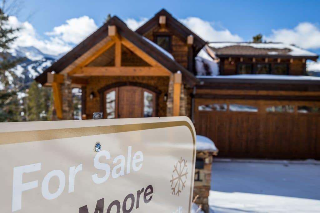 Average Summit County home price down 8% in October while luxury home prices soar
