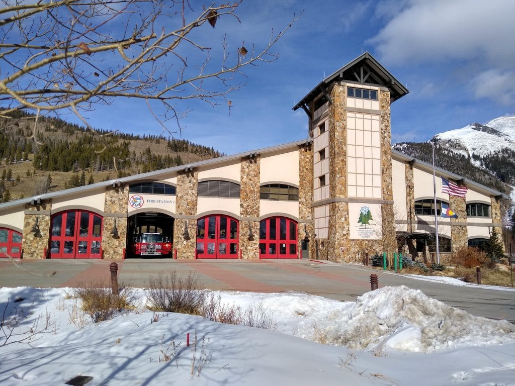 Summit County Firefighter Dies After Falling From Roof Of