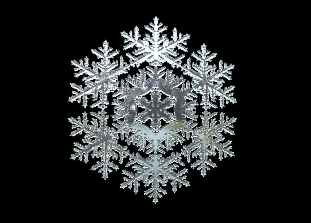 Thinking Outside the Classroom: Why are no two snowflakes alike ...