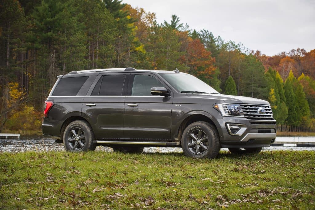 Mountain Wheels Conquering The Suv World With Ford S Expedition Summitdaily Com