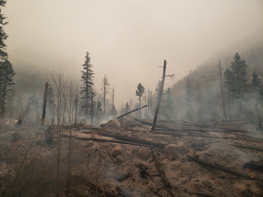 East Troublesome Fire Forces New Evacuations In Estes Park Early Saturday As High Winds Fuel Fire Growth Summitdaily Com