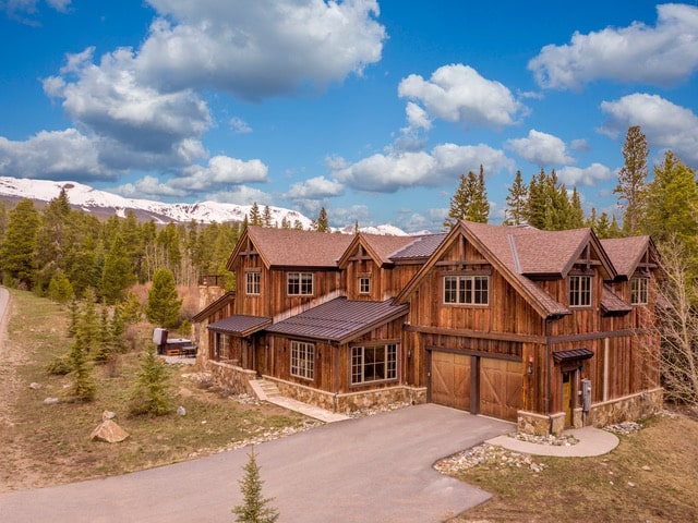 Working with an experienced team of experts can help both sellers and buyers navigate the challenges of the Summit County real estate market. (Photo courtesy of Nelson Walley Real Estate)