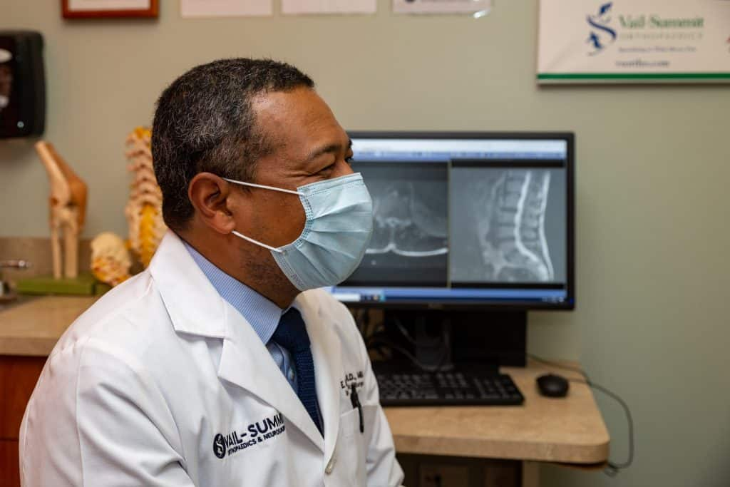 Dr. Ernest Braxton, a neurosurgeon with Vail Summit Orthopaedics & Neurosurgery, was the first surgeon in Colorado — and one of the first in the U.S. — to successfully perform an awake surgery.